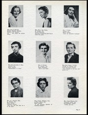 Page 11, 1955 Edition, Alma College - Almafilian Yearbook (St Thomas, Ontario Canada) online yearbook collection