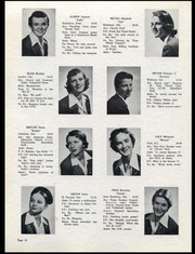 Page 16, 1955 Edition, Alma College - Almafilian Yearbook (St Thomas, Ontario Canada) online yearbook collection