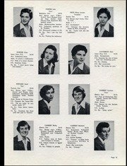Page 17, 1955 Edition, Alma College - Almafilian Yearbook (St Thomas, Ontario Canada) online yearbook collection