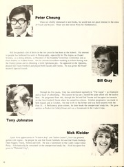Page 16, 1972 Edition, Appleby College - Argus Yearbook (Oakville, Ontario Canada) online yearbook collection