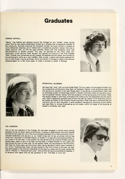 Page 13, 1976 Edition, Appleby College - Argus Yearbook (Oakville, Ontario Canada) online yearbook collection