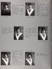 Page 12, 1984 Edition, Robron High School - Robron Breakers Yearbook (Campbell River, British Columbia) online yearbook collection