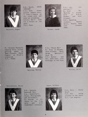 Page 13, 1984 Edition, Robron High School - Robron Breakers Yearbook (Campbell River, British Columbia) online yearbook collection