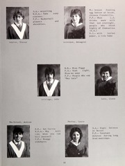 Page 15, 1984 Edition, Robron High School - Robron Breakers Yearbook (Campbell River, British Columbia) online yearbook collection
