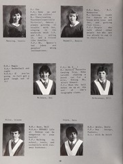Page 16, 1984 Edition, Robron High School - Robron Breakers Yearbook (Campbell River, British Columbia) online yearbook collection