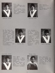 Page 8, 1984 Edition, Robron High School - Robron Breakers Yearbook (Campbell River, British Columbia) online yearbook collection