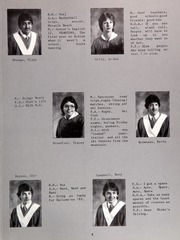 Page 9, 1984 Edition, Robron High School - Robron Breakers Yearbook (Campbell River, British Columbia) online yearbook collection
