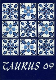 1969 Edition, Lajes High School - Taurus Yearbook (Azores, Portugal)