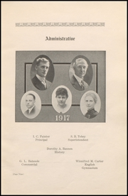 Page 15, 1917 Edition, Wausau High School - Wahiscan Yearbook (Wausau, WI) online yearbook collection