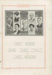 Page 13, 1923 Edition, Wausau High School - Wahiscan Yearbook (Wausau, WI) online yearbook collection