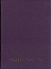 Page 1, 1935 Edition, Wausau High School - Wahiscan Yearbook (Wausau, WI) online yearbook collection