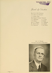 Page 17, 1935 Edition, Wausau High School - Wahiscan Yearbook (Wausau, WI) online yearbook collection