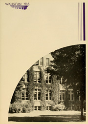 Page 9, 1935 Edition, Wausau High School - Wahiscan Yearbook (Wausau, WI) online yearbook collection