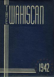 Page 1, 1942 Edition, Wausau High School - Wahiscan Yearbook (Wausau, WI) online yearbook collection