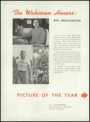 Page 14, 1942 Edition, Wausau High School - Wahiscan Yearbook (Wausau, WI) online yearbook collection