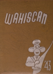 Page 1, 1943 Edition, Wausau High School - Wahiscan Yearbook (Wausau, WI) online yearbook collection