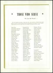 Page 12, 1943 Edition, Wausau High School - Wahiscan Yearbook (Wausau, WI) online yearbook collection