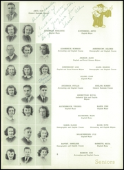 Page 16, 1943 Edition, Wausau High School - Wahiscan Yearbook (Wausau, WI) online yearbook collection