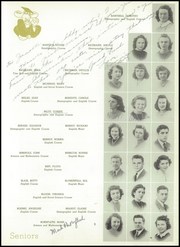 Page 17, 1943 Edition, Wausau High School - Wahiscan Yearbook (Wausau, WI) online yearbook collection