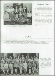 Page 38, 1945 Edition, Wausau High School - Wahiscan Yearbook (Wausau, WI) online yearbook collection