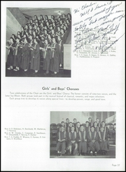 Page 41, 1945 Edition, Wausau High School - Wahiscan Yearbook (Wausau, WI) online yearbook collection