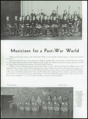 Page 44, 1945 Edition, Wausau High School - Wahiscan Yearbook (Wausau, WI) online yearbook collection