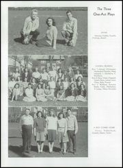 Page 48, 1945 Edition, Wausau High School - Wahiscan Yearbook (Wausau, WI) online yearbook collection
