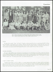 Page 49, 1945 Edition, Wausau High School - Wahiscan Yearbook (Wausau, WI) online yearbook collection