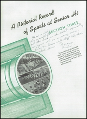 Page 52, 1945 Edition, Wausau High School - Wahiscan Yearbook (Wausau, WI) online yearbook collection