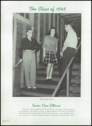 Page 76, 1945 Edition, Wausau High School - Wahiscan Yearbook (Wausau, WI) online yearbook collection