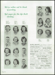 Page 78, 1945 Edition, Wausau High School - Wahiscan Yearbook (Wausau, WI) online yearbook collection
