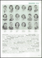 Page 81, 1945 Edition, Wausau High School - Wahiscan Yearbook (Wausau, WI) online yearbook collection