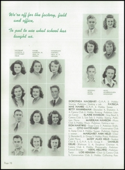 Page 82, 1945 Edition, Wausau High School - Wahiscan Yearbook (Wausau, WI) online yearbook collection