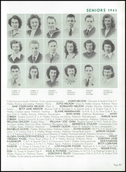 Page 89, 1945 Edition, Wausau High School - Wahiscan Yearbook (Wausau, WI) online yearbook collection