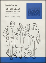 Page 5, 1946 Edition, Wausau High School - Wahiscan Yearbook (Wausau, WI) online yearbook collection