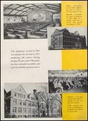 Page 10, 1947 Edition, Wausau High School - Wahiscan Yearbook (Wausau, WI) online yearbook collection