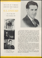 Page 13, 1947 Edition, Wausau High School - Wahiscan Yearbook (Wausau, WI) online yearbook collection