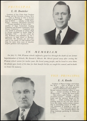 Page 17, 1947 Edition, Wausau High School - Wahiscan Yearbook (Wausau, WI) online yearbook collection