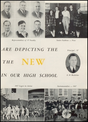 Page 9, 1947 Edition, Wausau High School - Wahiscan Yearbook (Wausau, WI) online yearbook collection