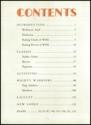 Page 10, 1950 Edition, Wausau High School - Wahiscan Yearbook (Wausau, WI) online yearbook collection