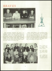 Page 15, 1950 Edition, Wausau High School - Wahiscan Yearbook (Wausau, WI) online yearbook collection