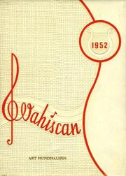 Wausau High School - Wahiscan Yearbook (Wausau, WI) online yearbook collection, 1952 Edition, Page 1