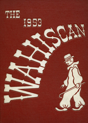 1953 Edition, Wausau High School - Wahiscan Yearbook (Wausau, WI)
