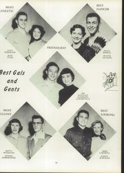 Page 77, 1953 Edition, Wausau High School - Wahiscan Yearbook (Wausau, WI) online yearbook collection