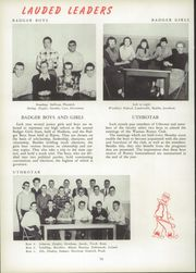 Page 78, 1953 Edition, Wausau High School - Wahiscan Yearbook (Wausau, WI) online yearbook collection