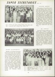 Page 88, 1953 Edition, Wausau High School - Wahiscan Yearbook (Wausau, WI) online yearbook collection