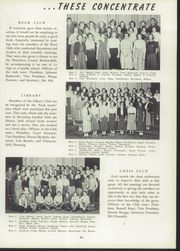 Page 89, 1953 Edition, Wausau High School - Wahiscan Yearbook (Wausau, WI) online yearbook collection