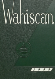 1955 Edition, Wausau High School - Wahiscan Yearbook (Wausau, WI)