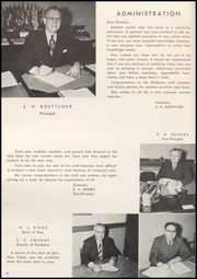Page 12, 1955 Edition, Wausau High School - Wahiscan Yearbook (Wausau, WI) online yearbook collection