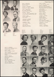 Page 13, 1955 Edition, Wausau High School - Wahiscan Yearbook (Wausau, WI) online yearbook collection